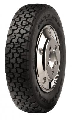G633 RSD Tires
